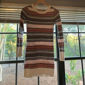 Sweater dress sixe xs/petite from Target